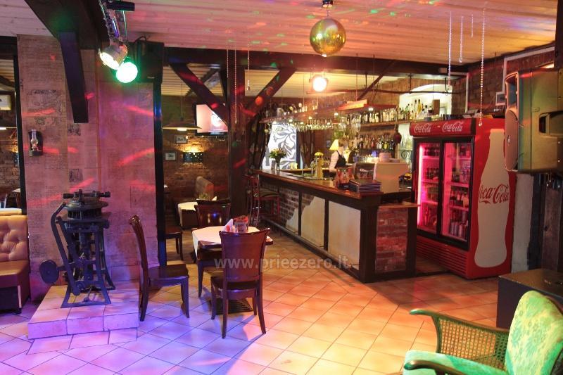 Restoranas Klaipėdos rajone KARČEMA MINGĖ. Banketai, furšetai, konferencijos - 15