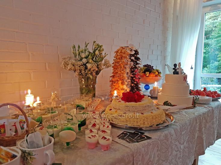 """Sodyba vestuvėms, krikštyboms, gimtadieniui, įmonės šventei """"Laukdvaris"""" - 18"""