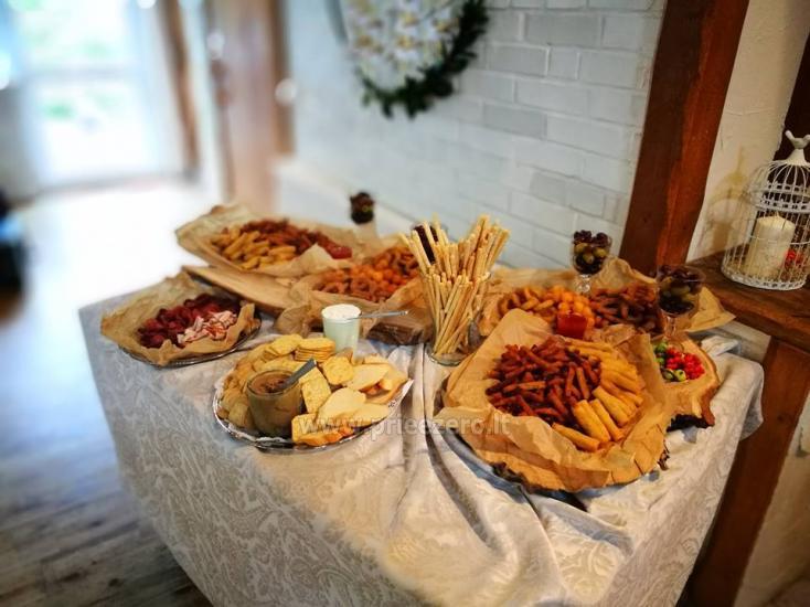 """Sodyba vestuvėms, krikštyboms, gimtadieniui, įmonės šventei """"Laukdvaris"""" - 7"""