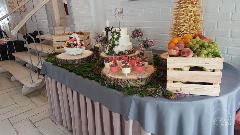 """Sodyba vestuvėms, krikštyboms, gimtadieniui, įmonės šventei """"Laukdvaris"""" - 21"""