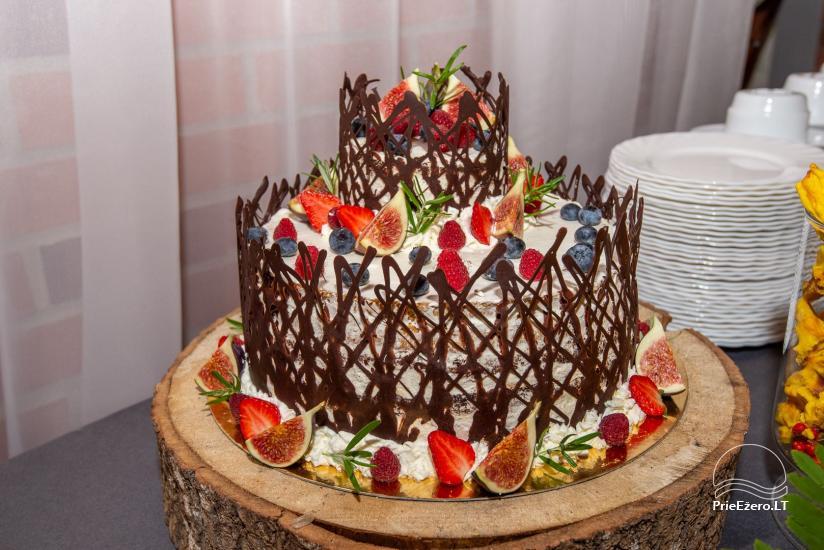 """Sodyba vestuvėms, krikštyboms, gimtadieniui, įmonės šventei """"Laukdvaris"""" - 20"""