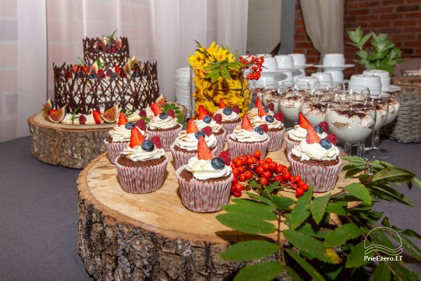 """Sodyba vestuvėms, krikštyboms, gimtadieniui, įmonės šventei """"Laukdvaris"""" - 17"""