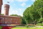 Raudonės pilis ir pilies parkas - 5