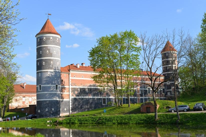Panemunės pilis - 1