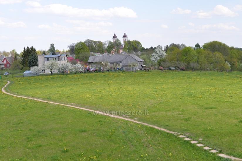 Palemono kalnas (Seredžiaus piliakalnis) Jurbarko rajone - 7