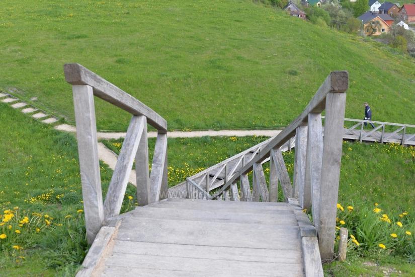 Palemono kalnas (Seredžiaus piliakalnis) Jurbarko rajone - 11