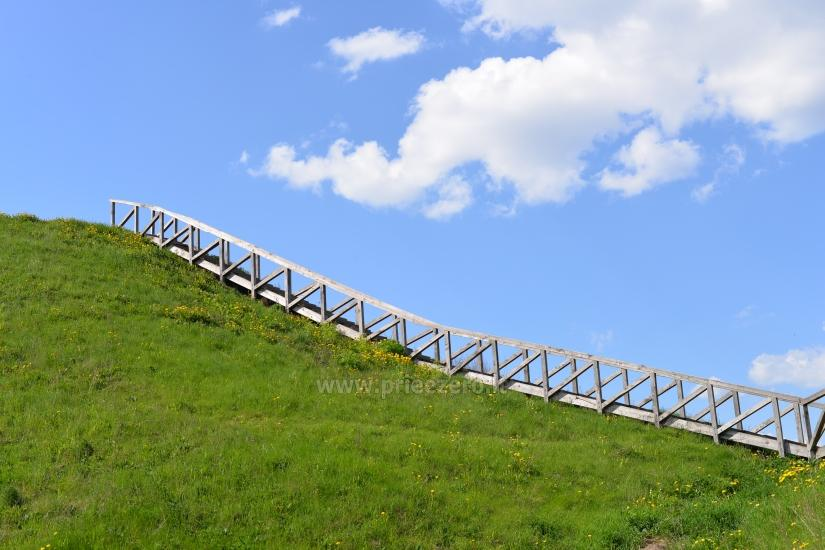 Palemono kalnas (Seredžiaus piliakalnis) Jurbarko rajone - 1
