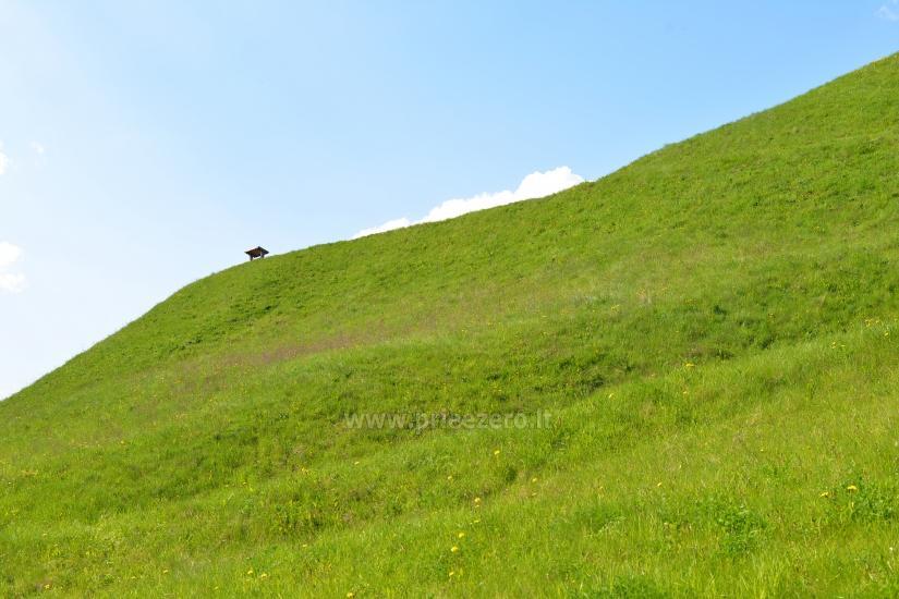 Palemono kalnas (Seredžiaus piliakalnis) Jurbarko rajone - 13