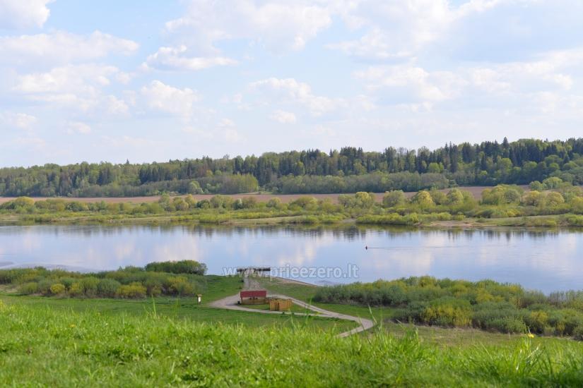 Veliuonos piliakalniai Jurbarko rajone - 9