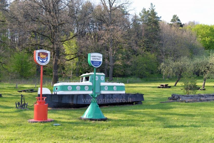 Panemunių regioninio parko lankytojų centras - 3