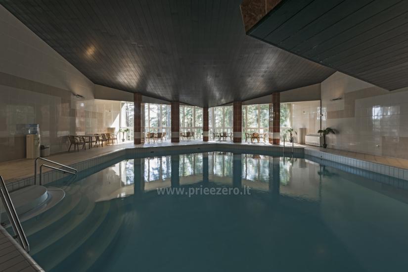 """Didysis baseino ir pirčių kompleksas, SPA poilsio centre """"ORO Dubingiai"""" **** - 2"""