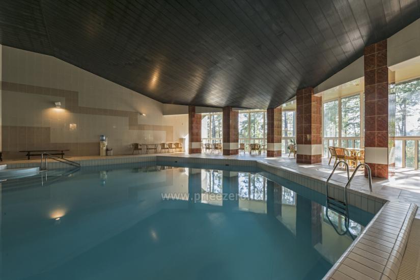 """Didysis baseino ir pirčių kompleksas, SPA poilsio centre """"ORO Dubingiai"""" **** - 1"""