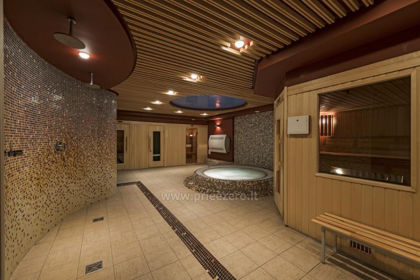 """Didysis baseino ir pirčių kompleksas, SPA poilsio centre """"ORO Dubingiai"""" **** - 3"""