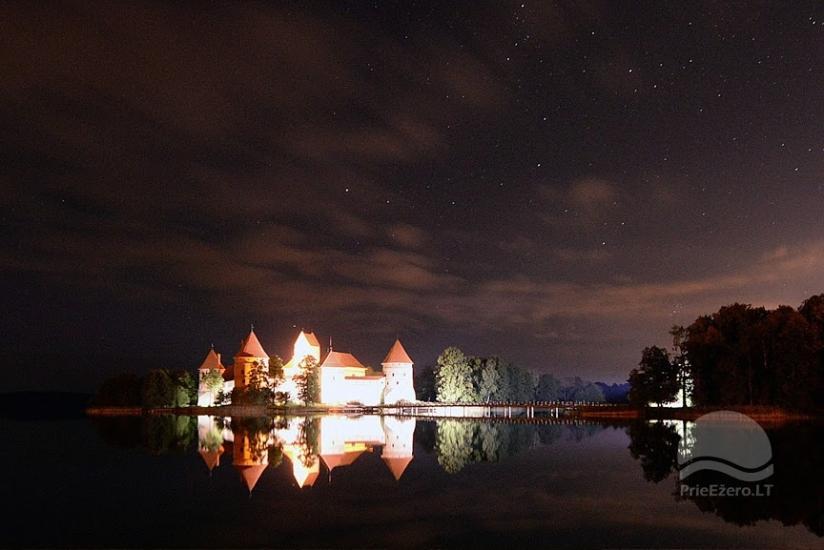 Trakų salos pilis - 2