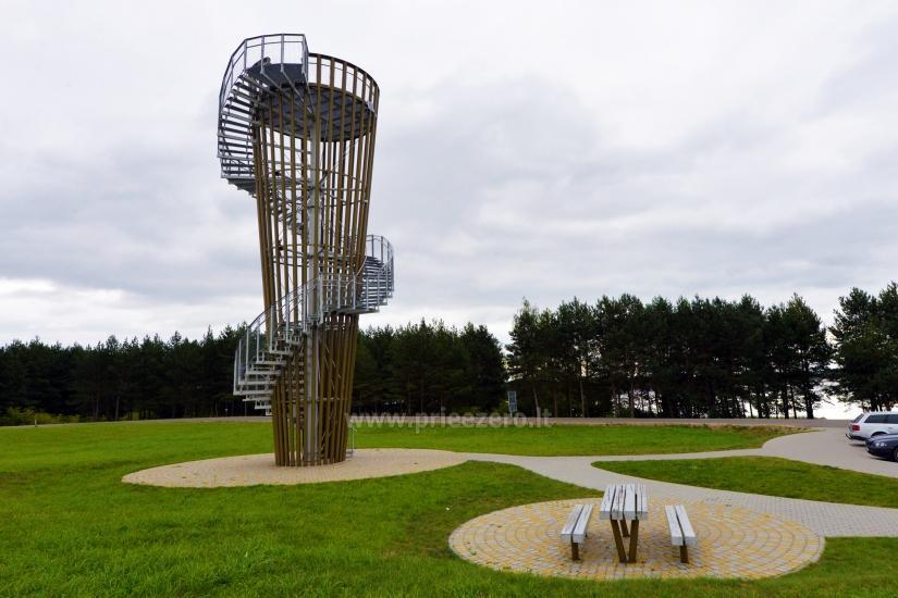 Snaigyno-Veisiejų apžvalgos bokštas - 1