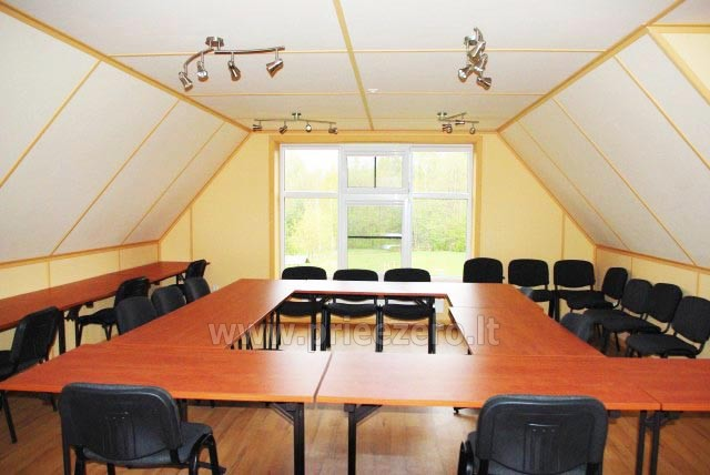 Konferencijų salė sodyboje Antalakaja - 1