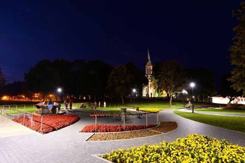 Kneipo takų parkas Birštone - 2