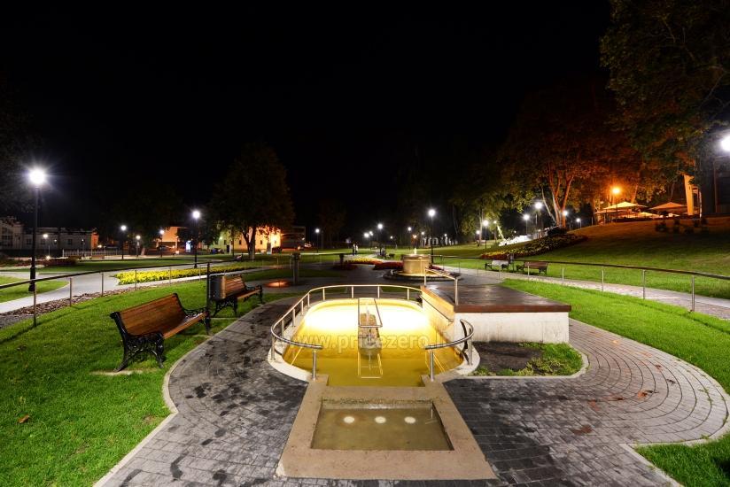 Kneipo takų parkas Birštone - 4