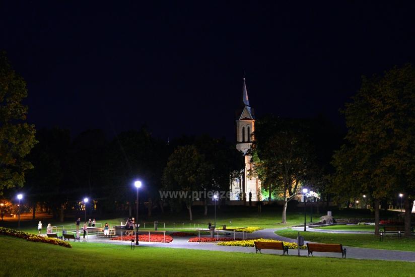 Kneipo takų parkas Birštone - 3