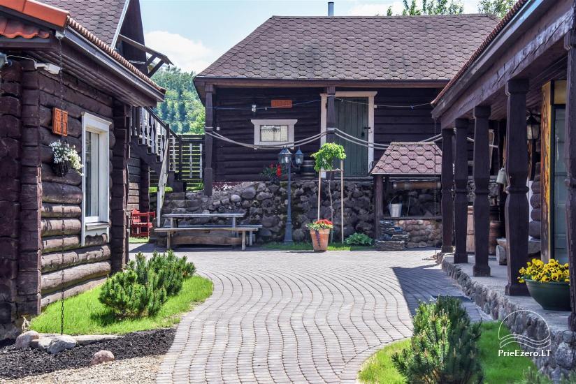 Kavinė Seklyčia sodyboje Ignalinos r.: išskirtiniai patiekalai, šventės, vaikų gimtadieniai - 15