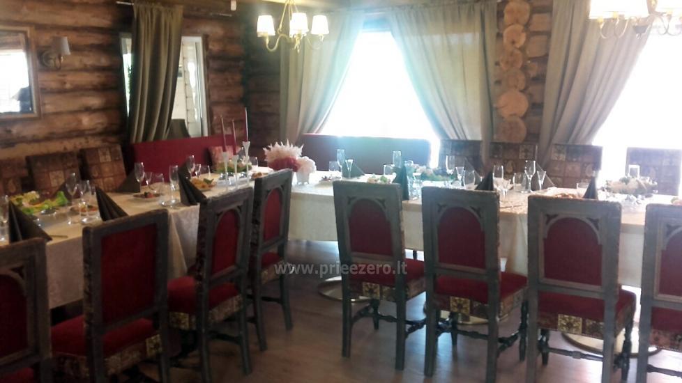 Kavinė Seklyčia sodyboje Ignalinos r.: išskirtiniai patiekalai, šventės, vaikų gimtadieniai - 10