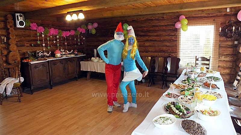 Kavinė Seklyčia sodyboje Ignalinos r.: išskirtiniai patiekalai, šventės, vaikų gimtadieniai - 11