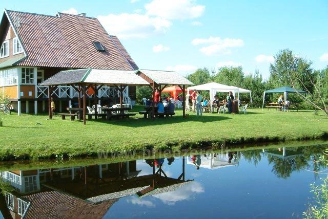 Pokylių salė sodyboje Molėtų rajone Antalakaja - 1