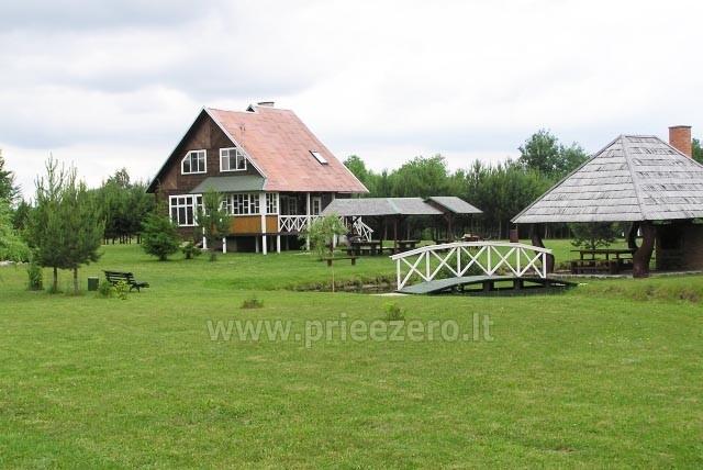 Pokylių salė sodyboje Molėtų rajone Antalakaja - 2