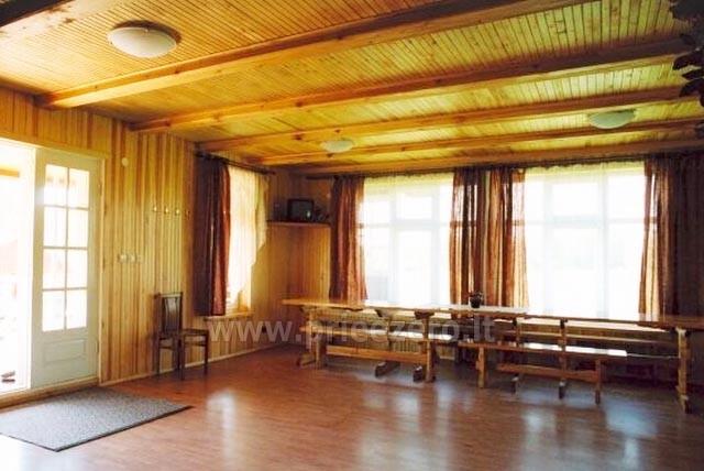 Pokylių salė sodyboje Antalakaja - 3