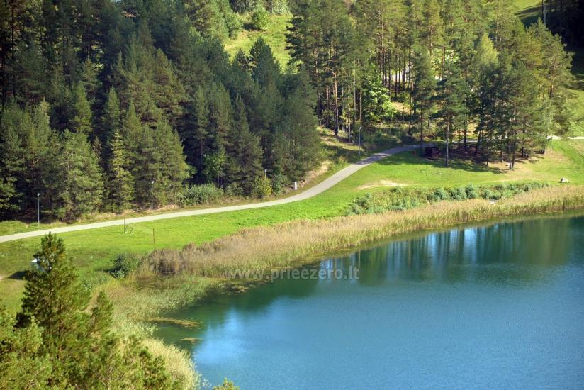 Vilkakalnio apžvalgos bokštas Ignalinoje - 3