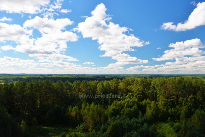 Vilkakalnio apžvalgos bokštas Ignalinoje - 6