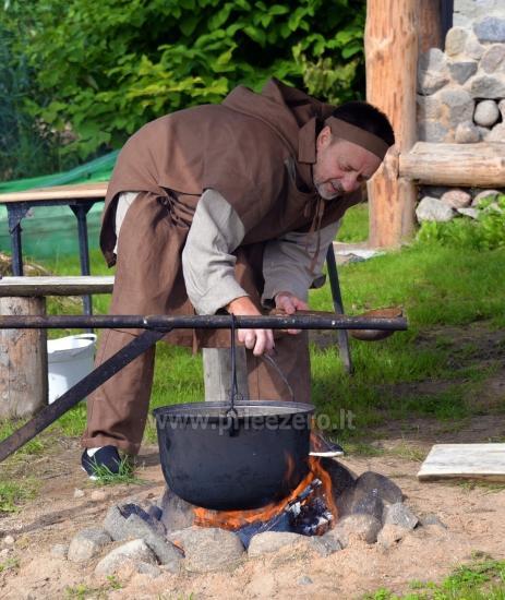 Edukacinė programa - žuvienės (tautinis paveldas) virimas Ignalinos rajone Gaidelių sodyboje - 3