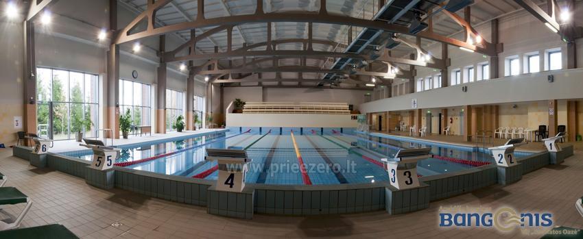 25 metrų baseinas
