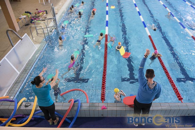 Mokymas plaukti