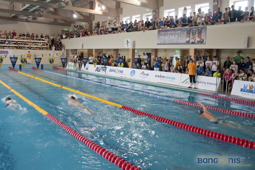 Plaukimo varžybos