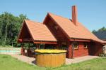 Rastinis namas su pirtimi ir lauko baseinu, 15 km iki Klaipėdos centro