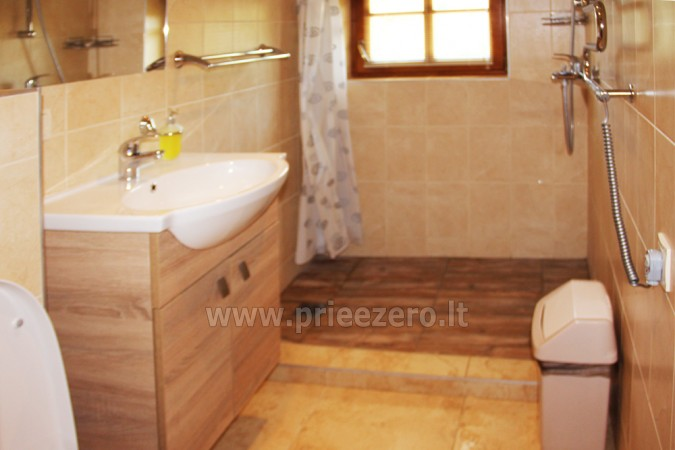 R&R Spa Villa Trakai - Banketų salė, sauna, Jacuzzi - 27