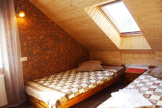 R&R Spa Villa Trakai - Banketų salė, sauna, Jacuzzi - 19