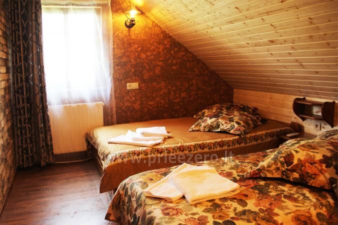 R&R Spa Villa Trakai - Banketų salė, sauna, Jacuzzi - 20