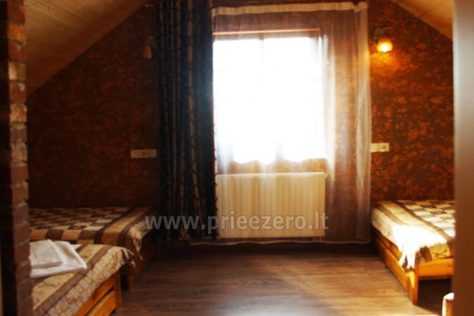 R&R Spa Villa Trakai - Banketų salė, sauna, Jacuzzi - 23