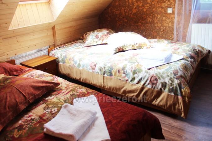 R&R Spa Villa Trakai - Banketų salė, sauna, Jacuzzi - 25
