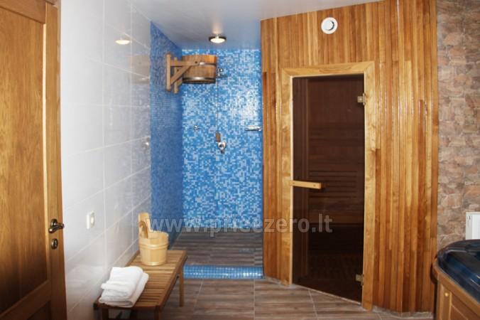 R&R Spa Villa Trakai - Banketų salė, sauna, Jacuzzi - 15