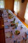 Pirtis, pokylių salė Druskininkuose Sodyba rūke - nedidelėms vestuvėms, krikštynoms, gimtadieniui, įmonės kolektyvo šventei... - 12