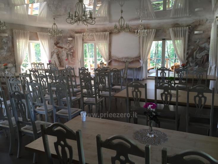 Turauskų kaimo turizmo sodyba konferencijoms su didele sale - 1