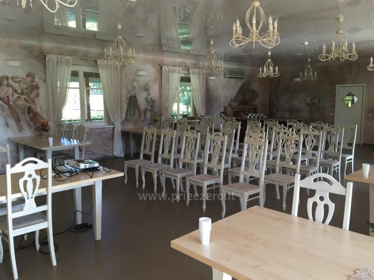 Turauskų kaimo turizmo sodyba vestuvėms su didele pokylių sale - 6