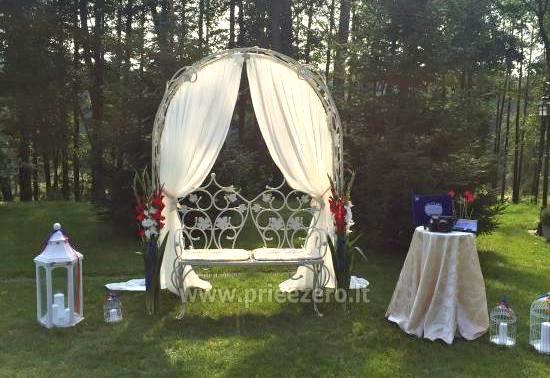 Turauskų kaimo turizmo sodyba vestuvėms su didele pokylių sale - 1