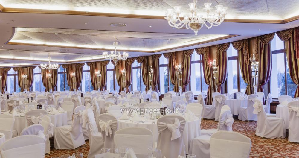 2020 NAUJŲJŲ METŲ gala vakarienė Vilnius Grand Resort ir Jurgio Did koncertas - 18