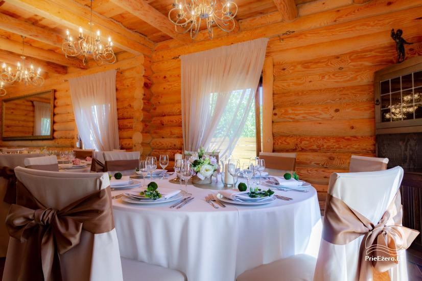 Sodyba vestuvėms pajūryje, 50 metrų iki kopų! - 6