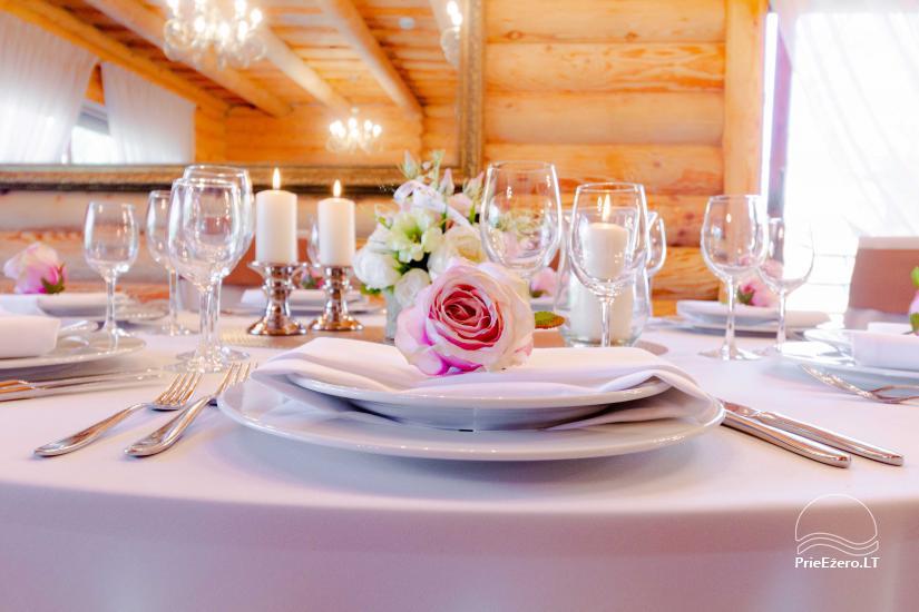 Sodyba vestuvėms pajūryje, 50 metrų iki kopų! - 13