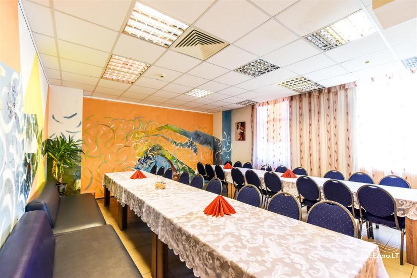 Atskira VIP banketų salė iki 40 asmenų